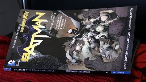 batman noir the court of owls books comic book 1 batman vol 1 the court of owls books