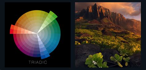 Local Landscape Definition Applying Color Theory To Landscape Photography Digital