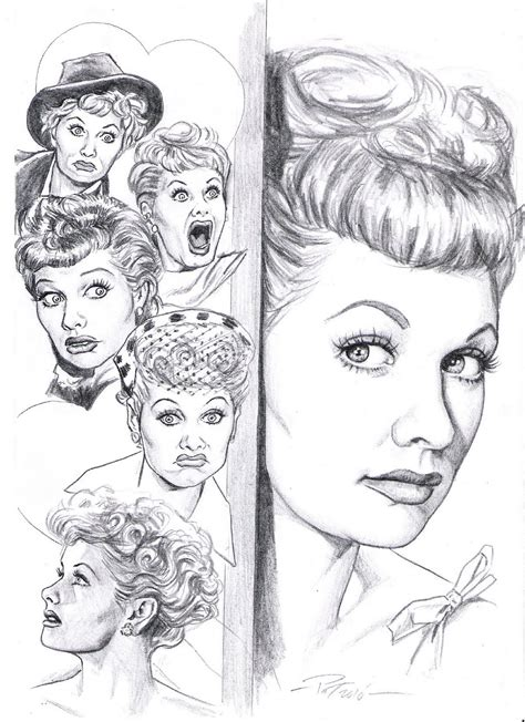 lucille ball coloring pages coloring pages