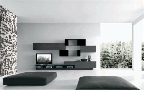 muebles interiores interiores minimalistas 85 habitaciones en blanco y negro