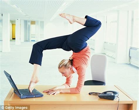 8 exercises you can do at work without anyone knowing