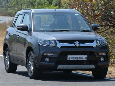 maruti suzuki uing suv car vitara brezza review a well rounded package from maruti
