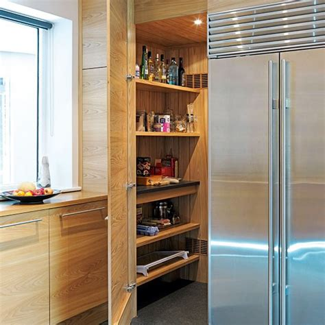 cold larder section go walk in how to create a country style pantry