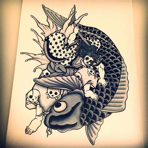 Old School Japanese Tattoo Style | 89 best old school tattoo flash images on pinterest