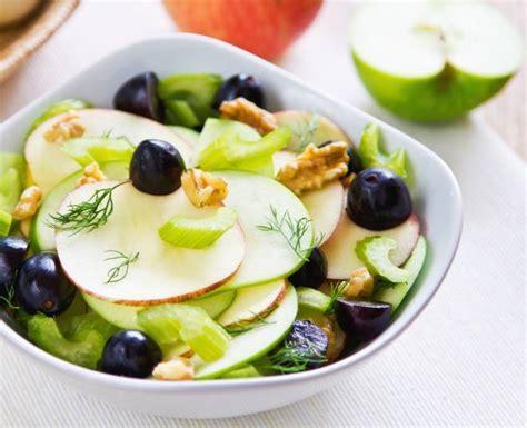 insalata di mele e sedano insalata di sedano e mele trashic
