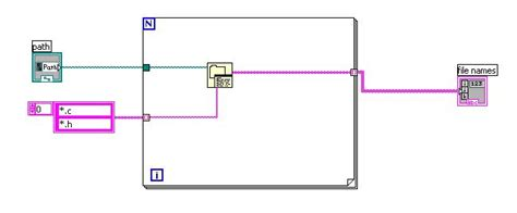 detect pattern in image labview list folder vi pattern input discussion forums