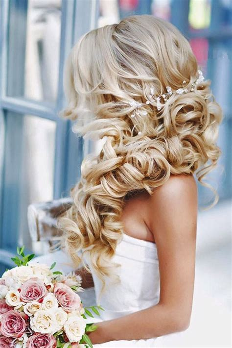 Wedding Hairstyles For The With Hair by Wedding Hairstyles My Wedding Guides