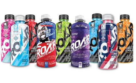 generation y energy drinks roar beverages creates better for you sports drink for