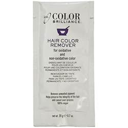 ion color brilliance color corrector ion color brilliance hair color remover