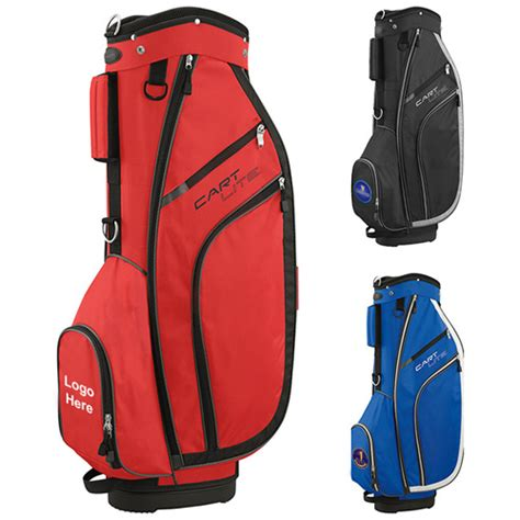 personalized wilson cart lite golf bags golf bags