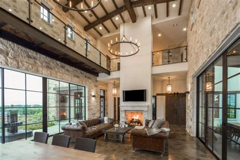 rustic contemporary contemporary italian farmhouse in texas with a rustic
