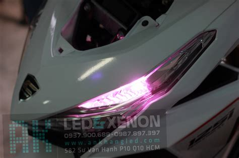 Lu Led Vario 150cc an khang led click i 125cc vario 150cc