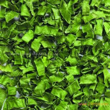 staples 10x10mm 5 000 box g06baan dehydrated green leek products china dehydrated green leek