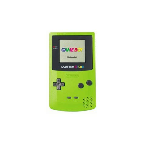 when did gameboy color come out the complete gameboy history and timeline