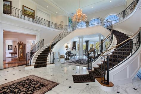 12 glorious mansion staircase designs that are going to 18 palatial mediterranean staircase designs that redefine