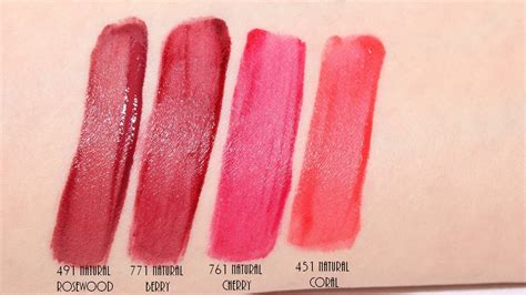 lip tint tattoo lip swatches review nailderella