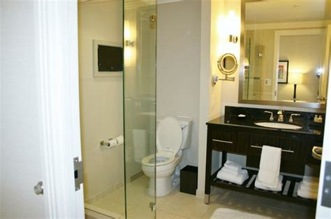 small tv for bathroom large bathroom with small tv in the wall picture of