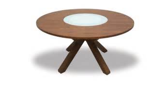 Dining Table With Lazy Susan Clifford Lazy Susan Dining Table Glass Tables Article Modern Mid Century And
