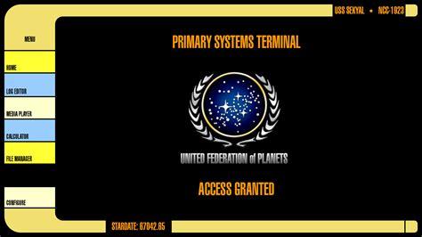 Home Design Software Free Download For Windows 8 by Star Trek Lcars Wallpaper Wallpapersafari