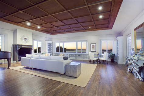 Pent Room by Home Of The Week Classical Styling Penthouse Views In S