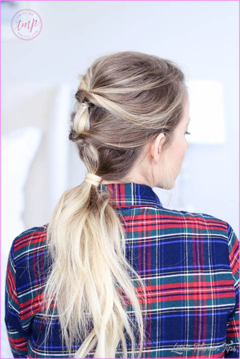 morning hairstyles and easy