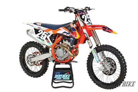 2015 ktm motocross bikes dirt bike magazine 2016 preview riding the ktm 250sxf