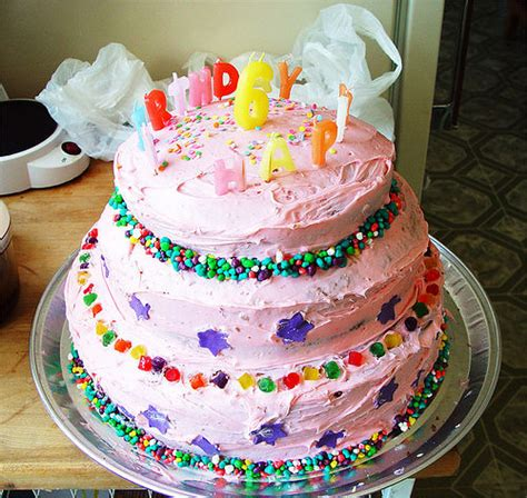 easy birthday cake decorating ideas birthday cake