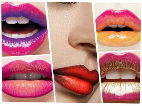 imagenes tumblr labios como pintar labios soyactitud