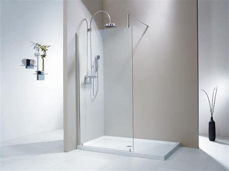 Shower Shield by Fleurco Evolution 5 And 6 Walk In Shower System No