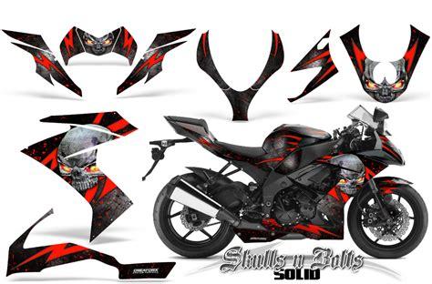 Kawasaki Ninja 300 Aufkleber by Kawasaki Zx10 Ninja 2008 2009 Graphics Creatorx Graphics