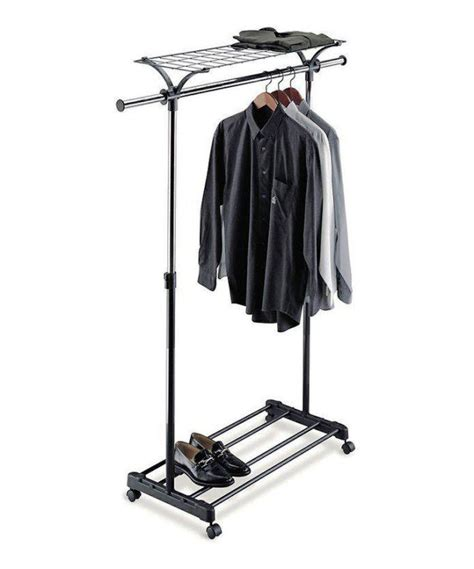 Laundry Racks With Wheels by Clothes Hanger Rack Mini Diy Roundup Finether