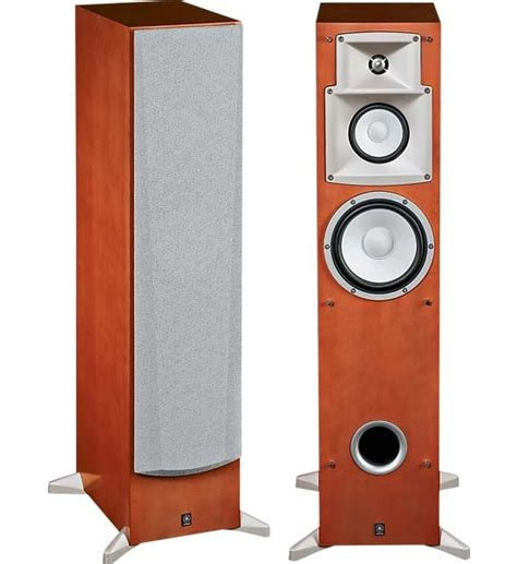 Yamaha Floor Standing Speakers by Floor Standing Speakers Yamaha Ns 6hx Review And Test