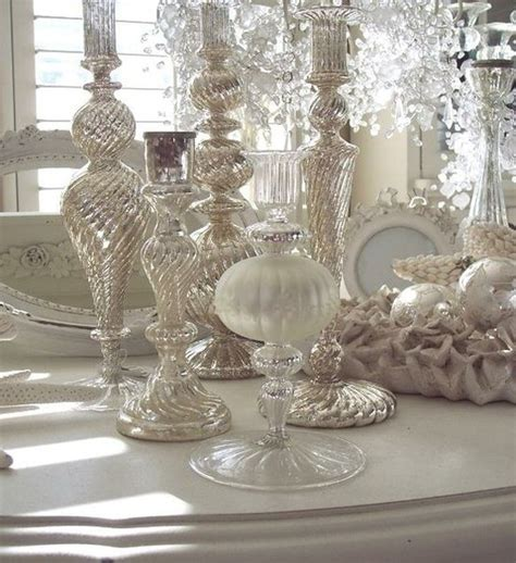 123 best images about mercury glass decorating on pinterest