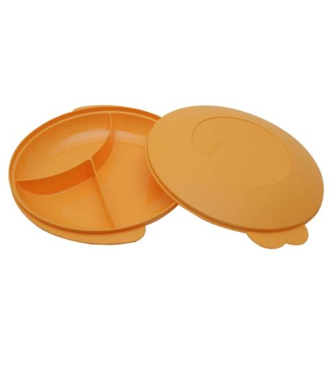 sectioned tupperware tupperware divided dish food container buy online at best