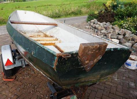 tweedehands boten opknapper roeiboot type roeischouw opknapper dalfsen gratis