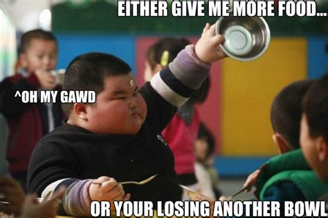 Fat Chinese Kid Meme - will these new guidelines spell the end of that london