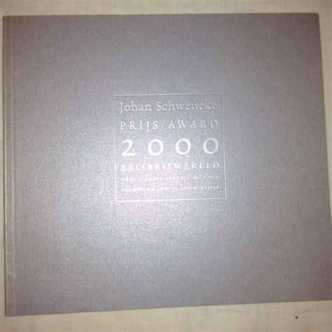 De Mooiste Meesterwerken Rubens johan schwencke prijs award 2000 exlibriswereld