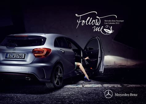 mercedes ads mercedes benz launches ad caign for new a class