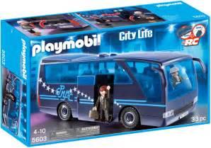 Playmobil pop stars tour bus free shipping