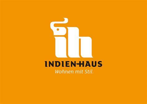 indien haus mainz logo design f 252 r das indien haus in mainz agentur kraft