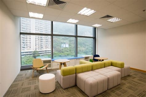 wellness room at work photos how sanofi embedded flexibility in its new hong kong office human resources