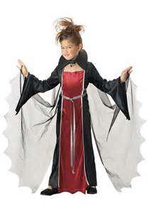 vampire dress for halloween girls vampire costume