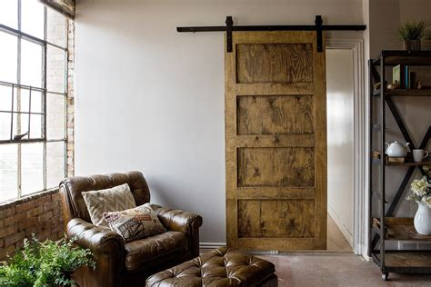 Industrial Closet Doors Industrial Classic Sliding Barn Door Closet Hardware