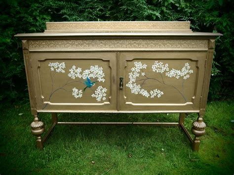 Vintage Decoupage Furniture - 1000 images about gold decoupage furniture on