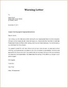 Business Attire For Template by 7 Professional Warning Letter Templates Formal Word