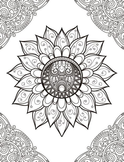 imagenes de mandalas hd para descargar a whasat 5 mandalas descargables para colorear