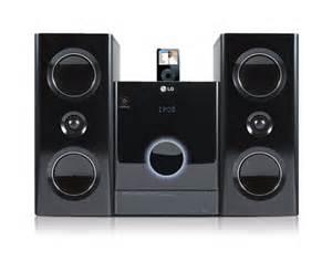 lg home stereo lg stylish dvd micro audio with ipod lg