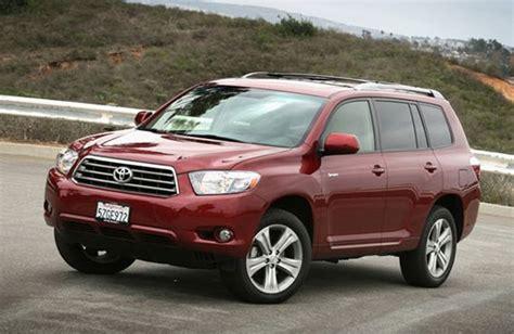 Toyota Highlander Incentives Toyota Highlander Incentives