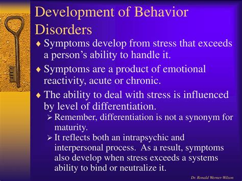 pattern of behaviour synonym ppt bowen family systems therapy powerpoint presentation