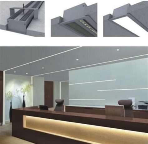 led light diffuser china lighting alu profil led led profile led